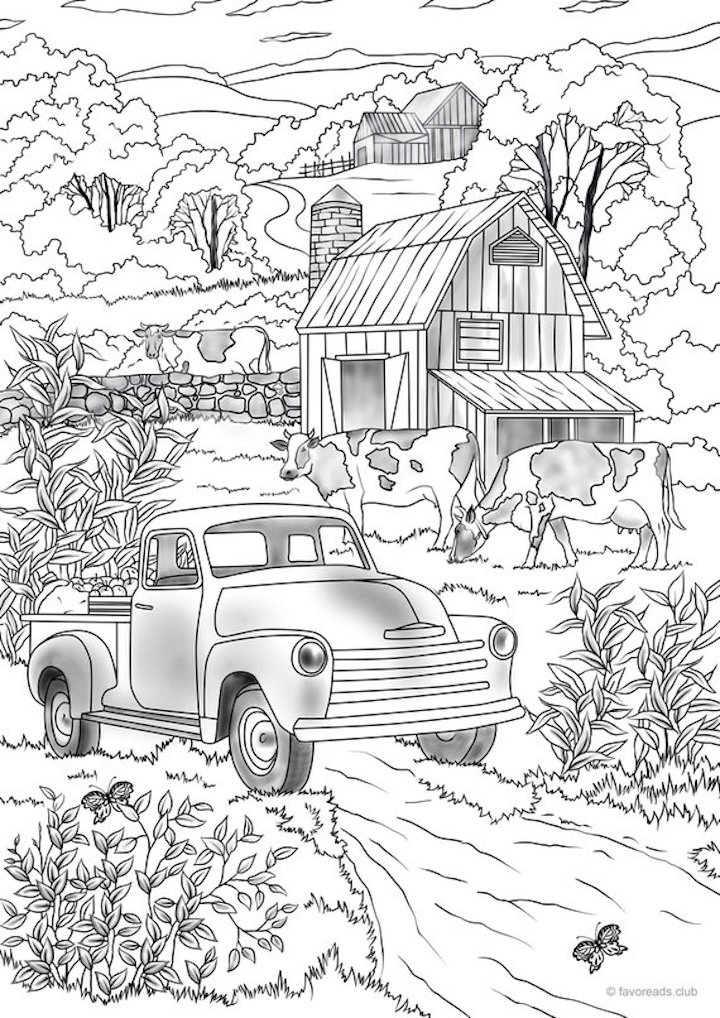 Car Coloring Pages For All Ages Free Printable Fast And Easy