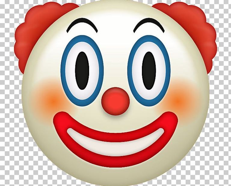Clown Clipart Coloring Pages And Other Free Printable Design Themes