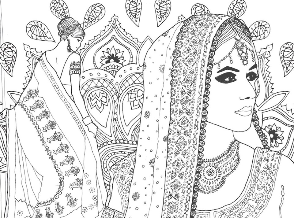 Top 25 Coloring Page Collection: Clothing, Fashion, And You