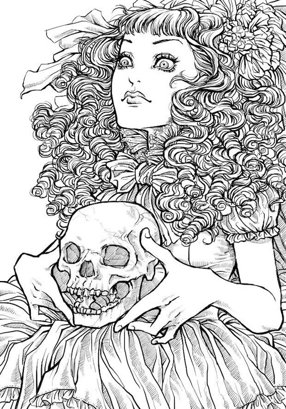 Omeletozeu #halloweencoloringpages in 2020 | Kostenlose ... | 822x576