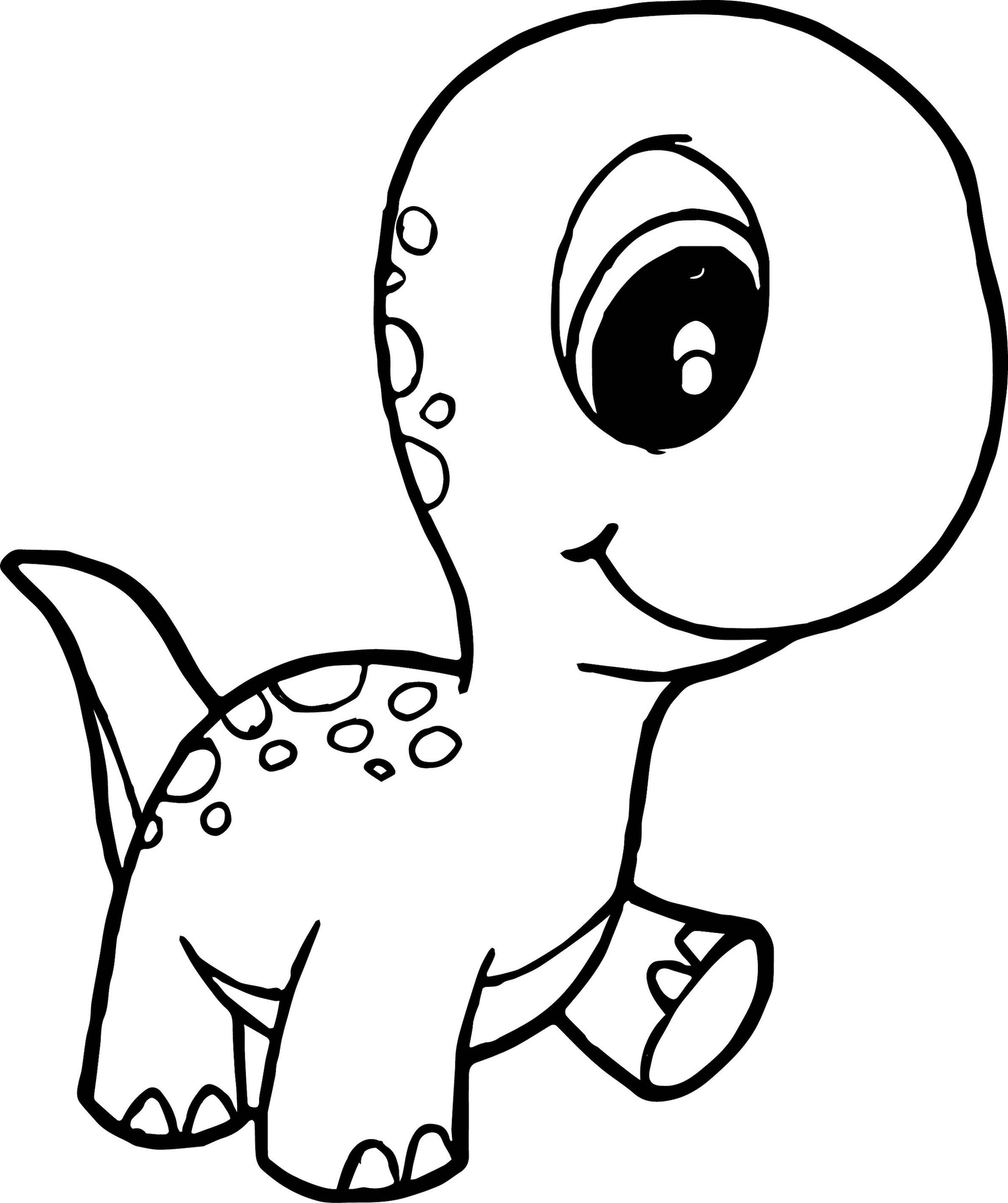 Dinosaur Coloring Pages And Other Free Printable Coloring ...