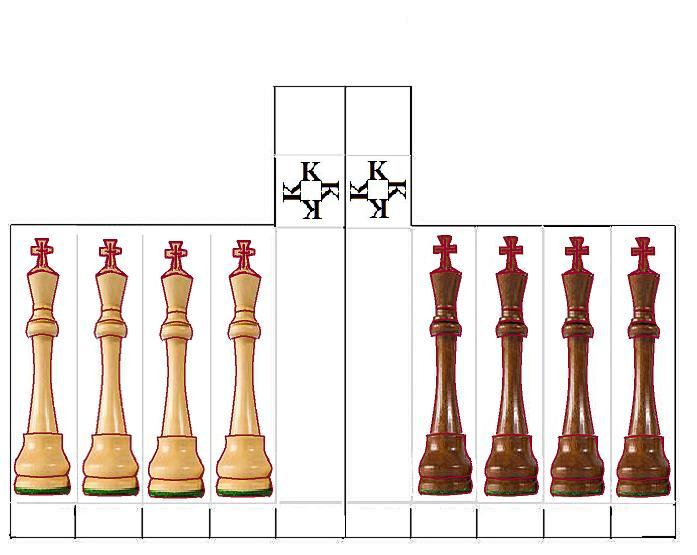 picture about Printable Chess Pieces named Fathers Working day Crafts Any Year Of The Calendar year