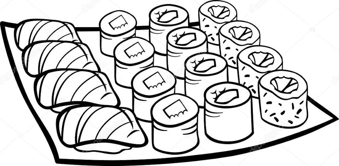 - Free Printable Food Coloring Pages For Kids