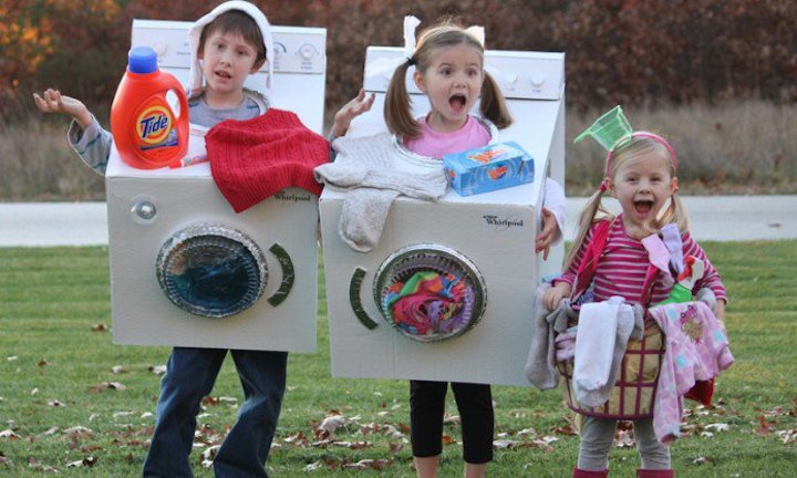Homemade Halloween Costumes.Homemade Halloween Costumes For Kids And Adults