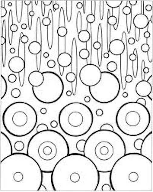 Abstract Kids Coloring Pages And Other Coloring Themes