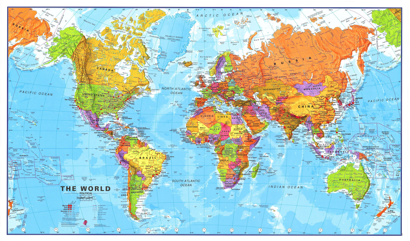 Picture of: Map Indonesia And 100 More Free Printable International Maps