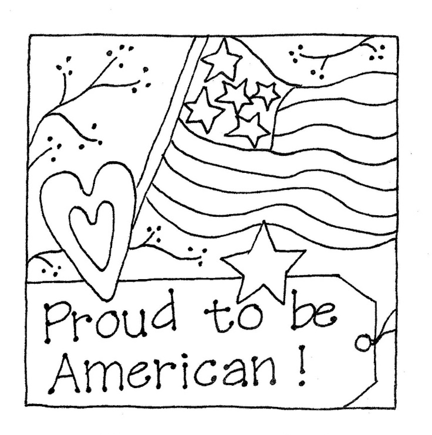 109 Best PATRIOTIC COLORING PAGES images in 2020 | Coloring pages ... | 871x864