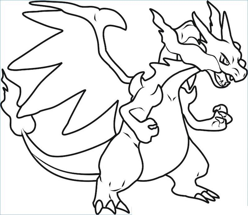 Pokemon Coloring Pages Free And