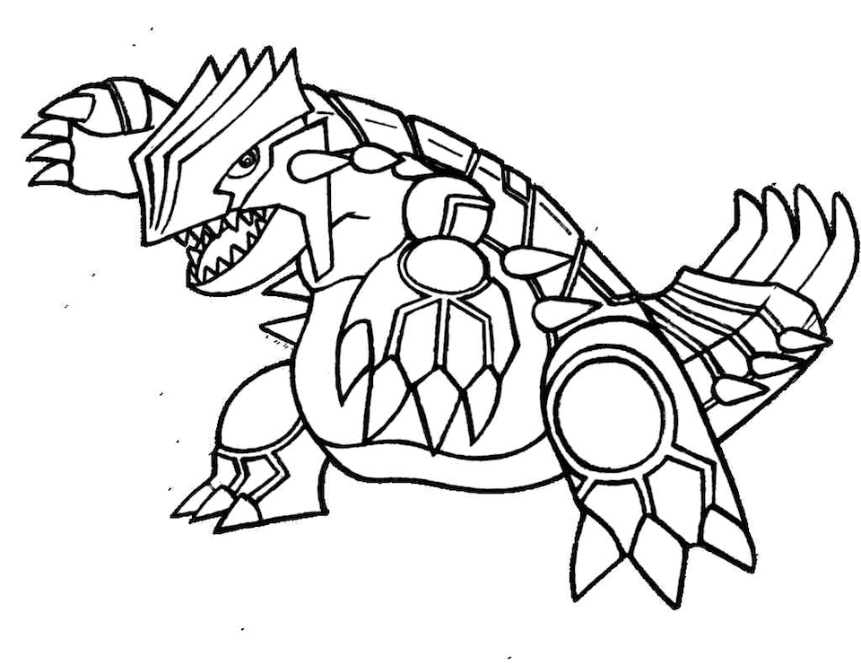 graphic about Pokemon Coloring Pages Free Printable named Pokemon Coloring Web pages Cost-free And Printable
