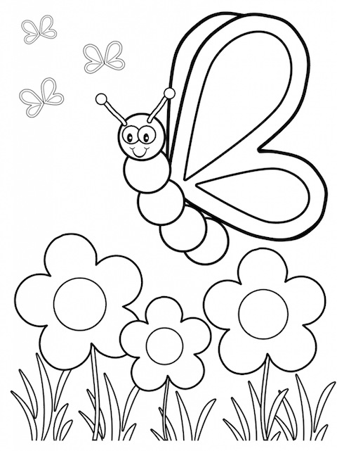 Top 10 Preschool Coloring Pages Free And Printable
