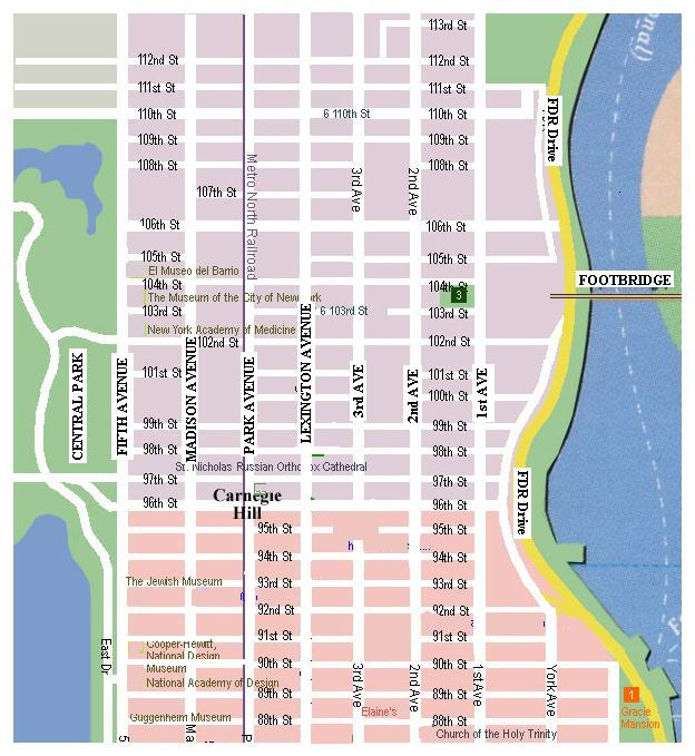 It's just a graphic of Slobbery Printable Street Map of Manhattan