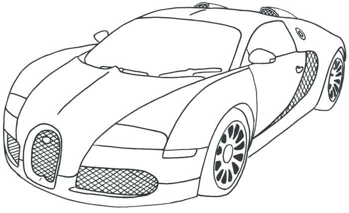 Supercar Sports Car Coloring Pages Supercars Gallery