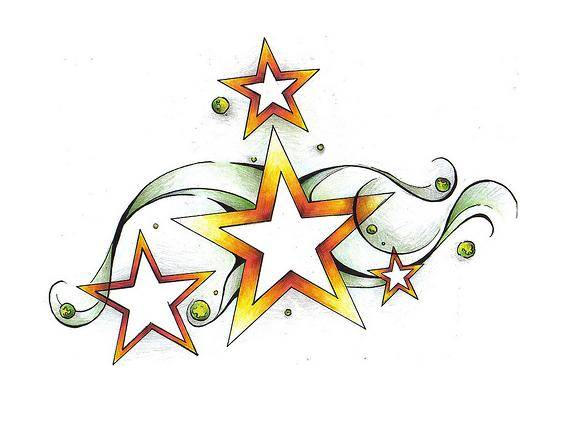 MORE SHOOTING STAR TATTOO DESIGNS · CHINESE ZODIAC TATTOO DESIGNS