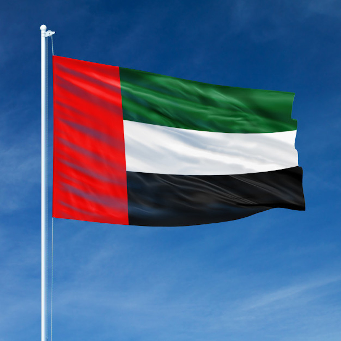 Uae Flag National Flags And Free Printable International Maps