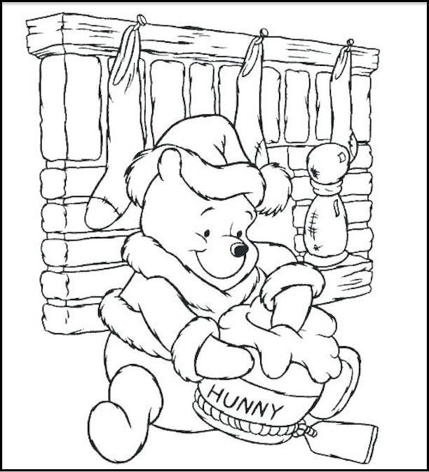 - Winnie The Pooh Coloring Pages - Free Printable Items